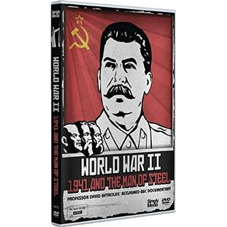 World War Two: 1941 and The Man of Steel [DVD]